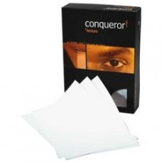 Conqueror Brilliant White Laid A4 100gm