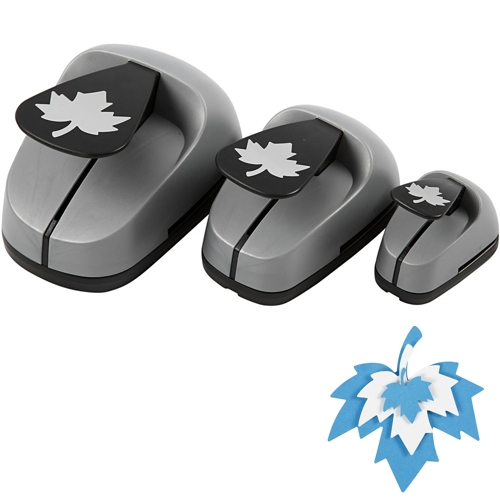 Paper Punch Set - Maple Leaf