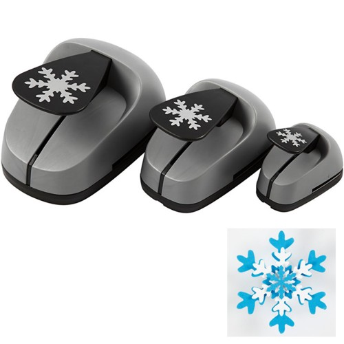 Paper Punch Set - Snowflake