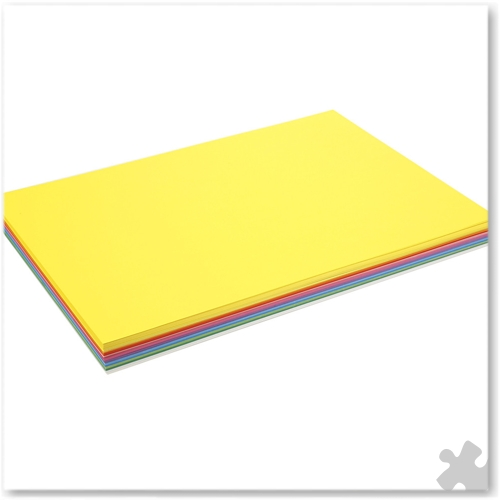 A2 Card Assorted Spring Colours, 300 sheets