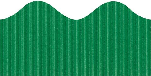 Emerald Green bordette