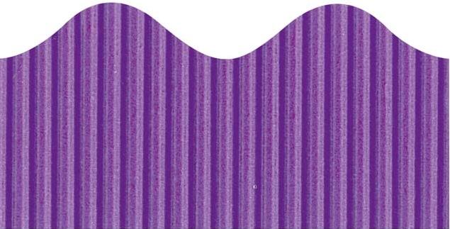 Violet bordette