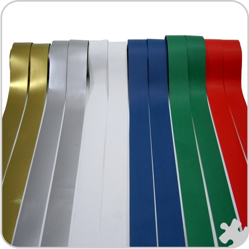 6 Festive Straight Cut Card Border Rolls