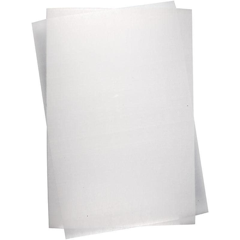Shrink Plastic Sheets - Gloss