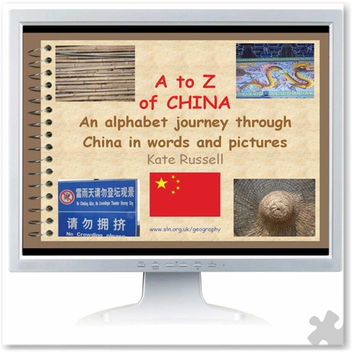 A to Z of China