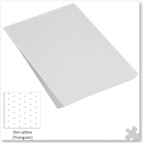 Triangular Graph Paper » Graph & Maths Papers : Schools Direct