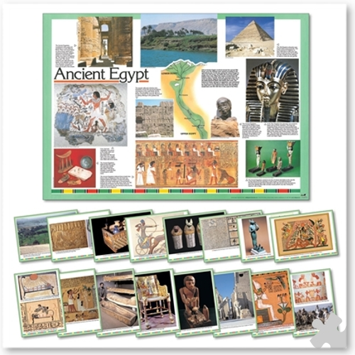 Ancient Egypt Poster & Photopack