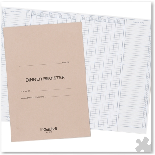 Register and Mark Book