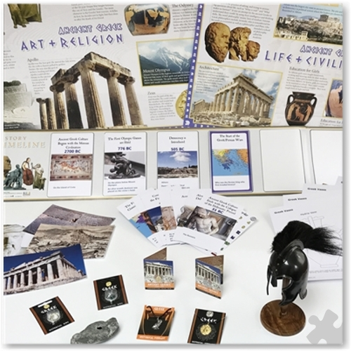 Ancient Greek Artefact Collection