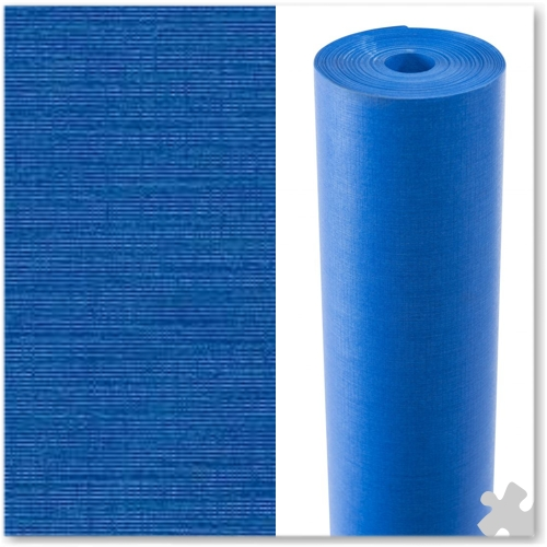 Azure Embossed Display Paper - 25m roll