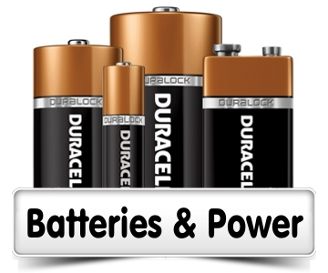 Batteries & Power