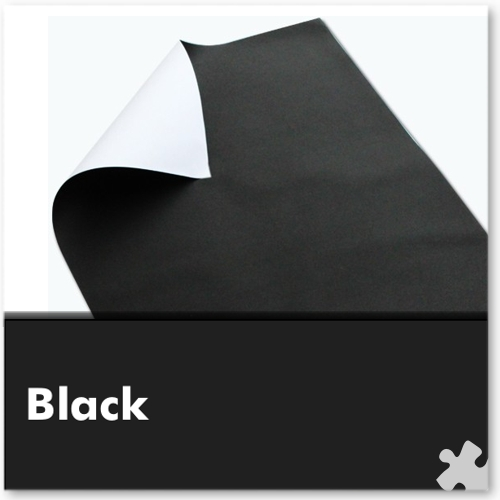 Black Poster Paper Sheets