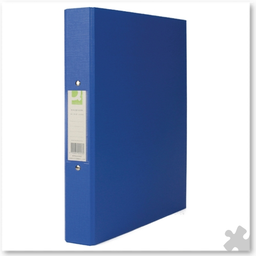 A4 Ring Binders, 10 Blue