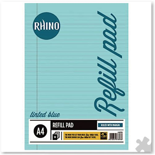 Blue Tinted Refill Pads