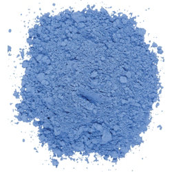 Blue Powder Paint