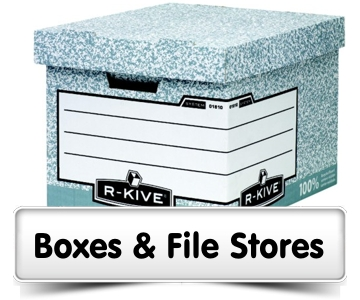 Storage Boxes / File Stores
