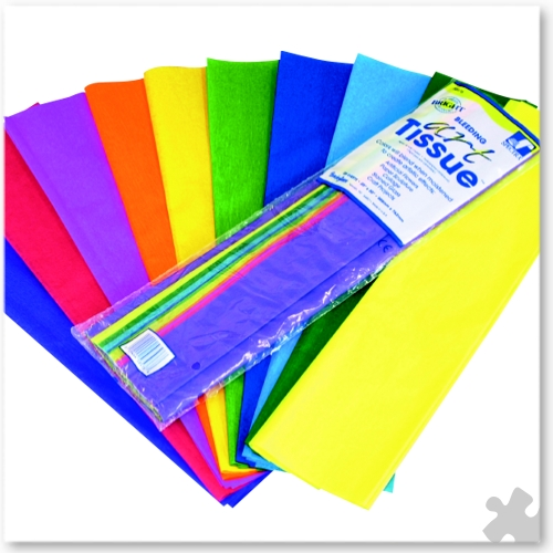 Bright Colour Tissue Paper Assortment