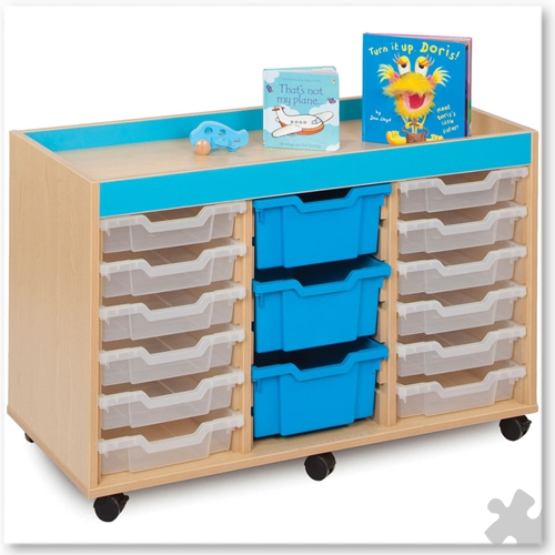 Bubblegum 18 Shallow Tray Unit