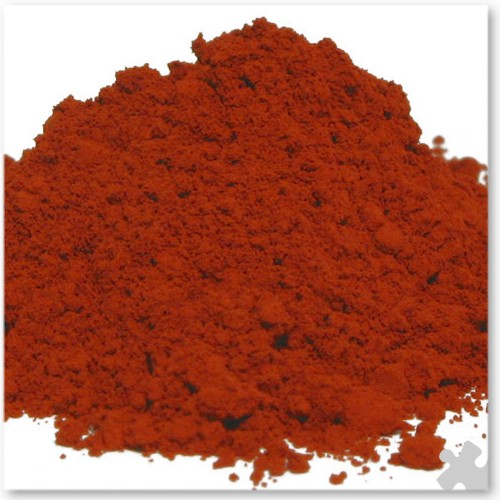 Burnt Sienna Powder Paint - 2kg Tub