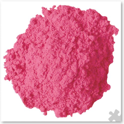 Cerise Powder Paint, 2.5kg