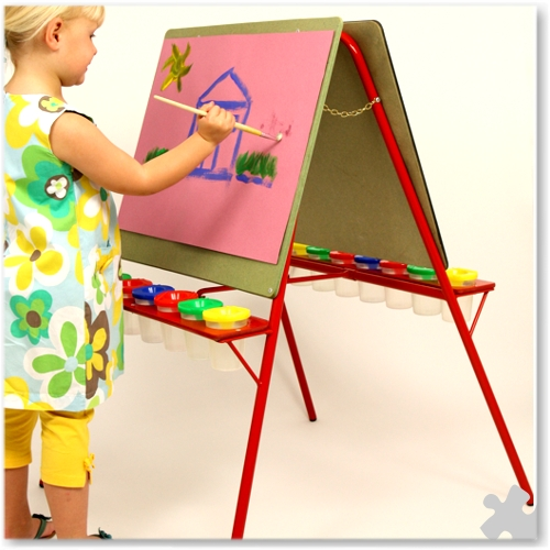 Childrens Classic Easel