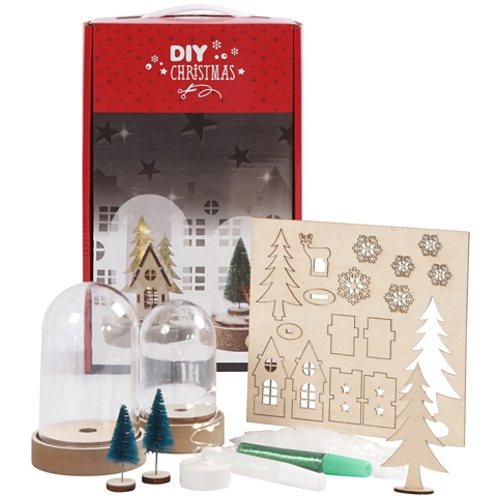 Christmas Dome Bells Kit