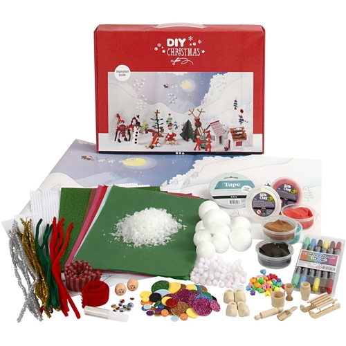 Christmas Landscape Kit