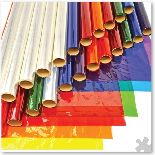 Cellophane Wrap, 24 Roll Assortment