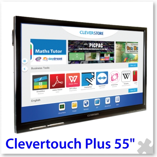 55in LED Interactive Touchscreen