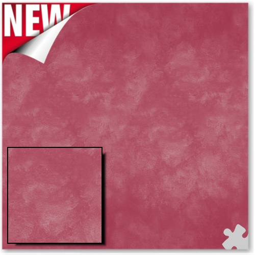 Colour Wash Berry Design Fadeless Display Paper - 3.6m
