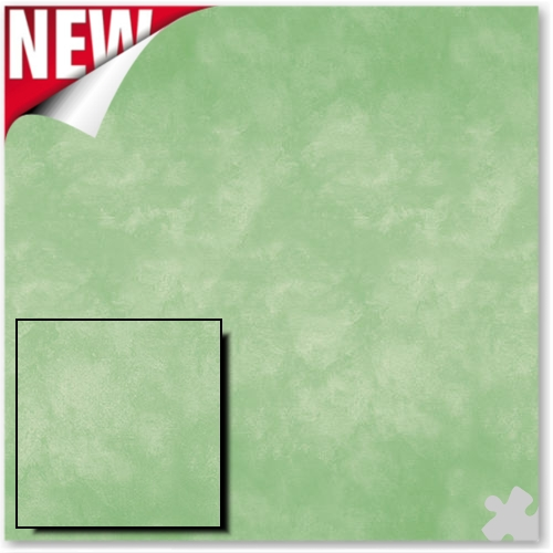Colour Wash Mint Design Fadeless Display Paper - 3.6m