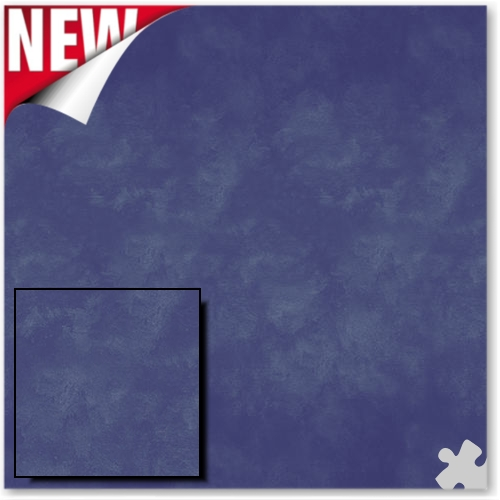 Colour Wash Navy Design Fadeless Display Paper - 3.6m