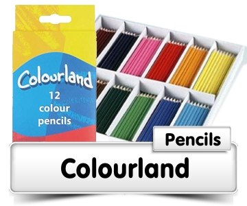 Colourland Pencils