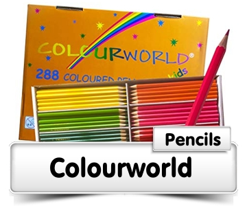 Colourworld Pencils