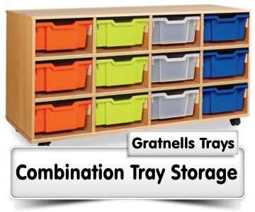 Combination Tray Storage