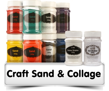 Craft Sand & Collage