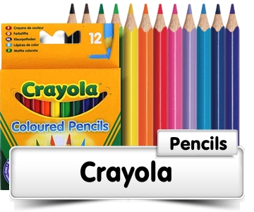 Crayola Pencils