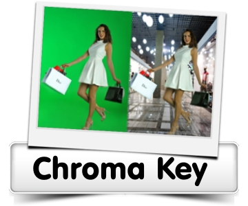 Chroma Key Backdrops