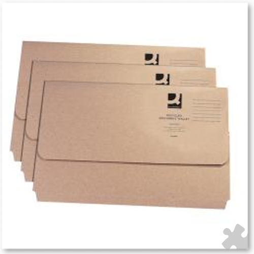Document Wallets, 50 Buff