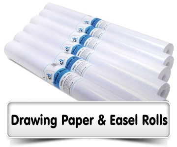 Drawing Paper & Easel Rolls