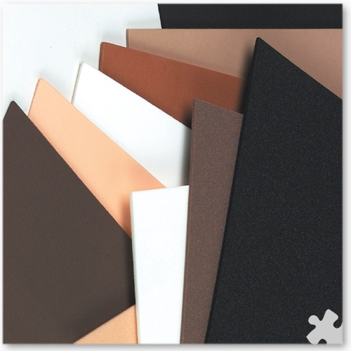 Foam Sheets in Skin Tone Colours