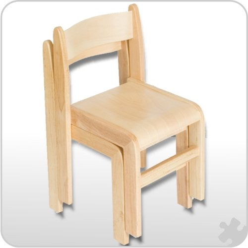 Natural Wooden Chairs