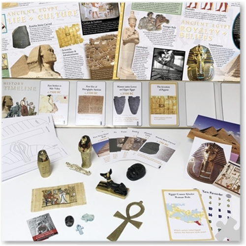 Ancient Egypt Artefact Collection
