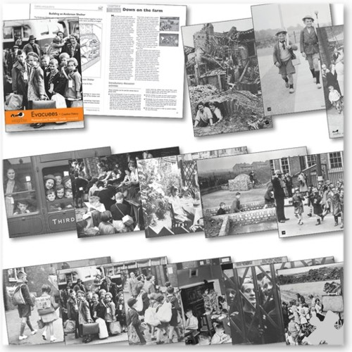 Evacuees Photopack