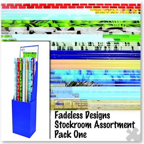 Fadeless Designs Stockroom Assortment Pack 1