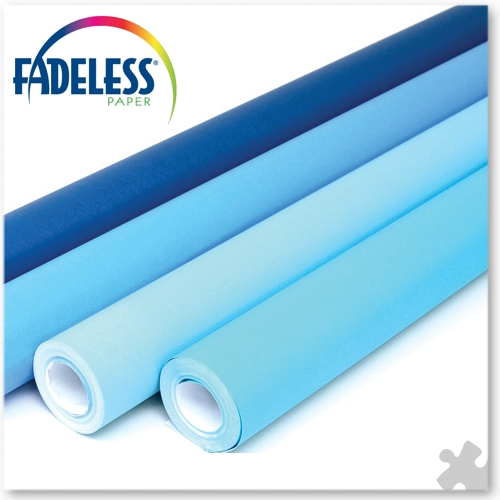 Blues Collection Fadeless Display Paper
