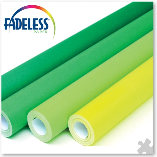 Greens Collection Fadeless Display Paper