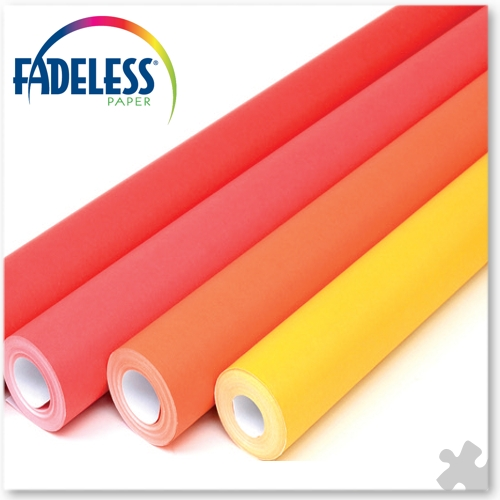 Reds & Oranges Collection Fadeless Display Paper