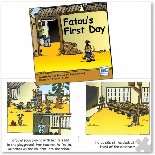 Fatou's First Day