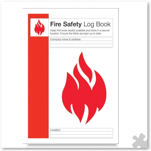 Fire Safety Log Record Book